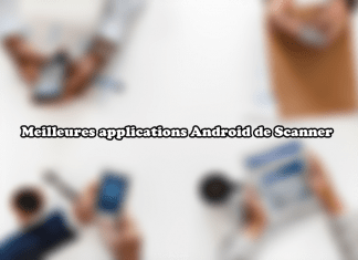 applications android de Scanner