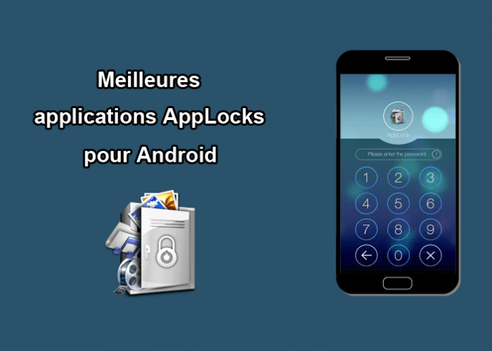 applications AppLocks pour Android