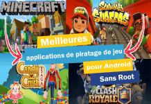 applications de piratage de jeu pour Android