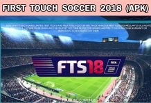 FIRST TOUCH SOCCER 2018 (FTS 18) APK