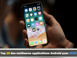 applications Android pour 2019