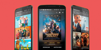 applications Android de streaming légal